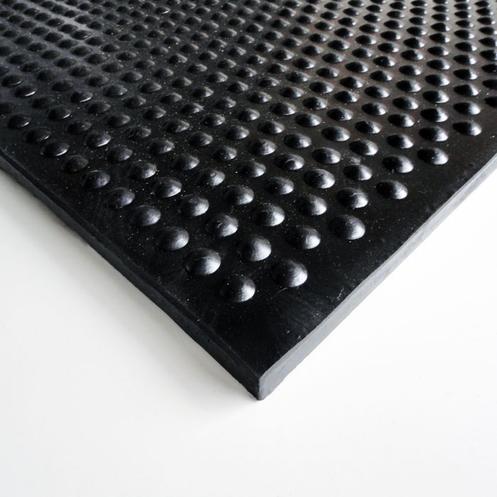 Interlocking Rubber Floor Tiles Mats Pads Polymax India
