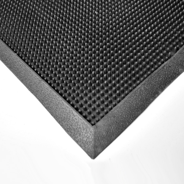 Interlocking Rubber Floor Tiles Mats amp Pads Polymax India