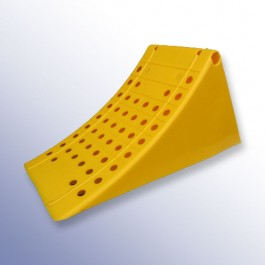 Large Polyurethane Wheel Chock