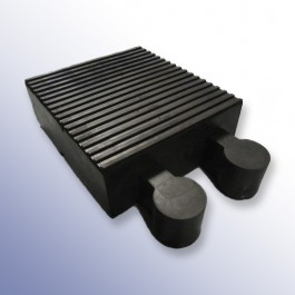 Heavy Duty Cable Cover Block Male 450L x 400W x 160H  at Polymax