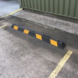 High Visability Kerb Parking Stop