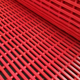 MATTRIX Pool Matting Roll Red 1000mm Wide x 12mm at Polymax