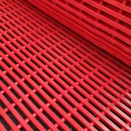 MATTRIX Pool Matting Roll Red 600mm Wide x 12mm at Polymax
