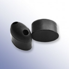 Polymax Rubber Oval Bumper Stop