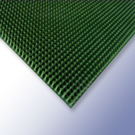 PIN Entrance Mat Green 450mm x 372mm x 20mm at Polymax