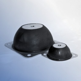 Polymax SCM-type Flange Mounts