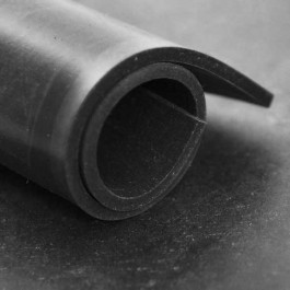 Polymax SILONA - Black Silicone Sheet