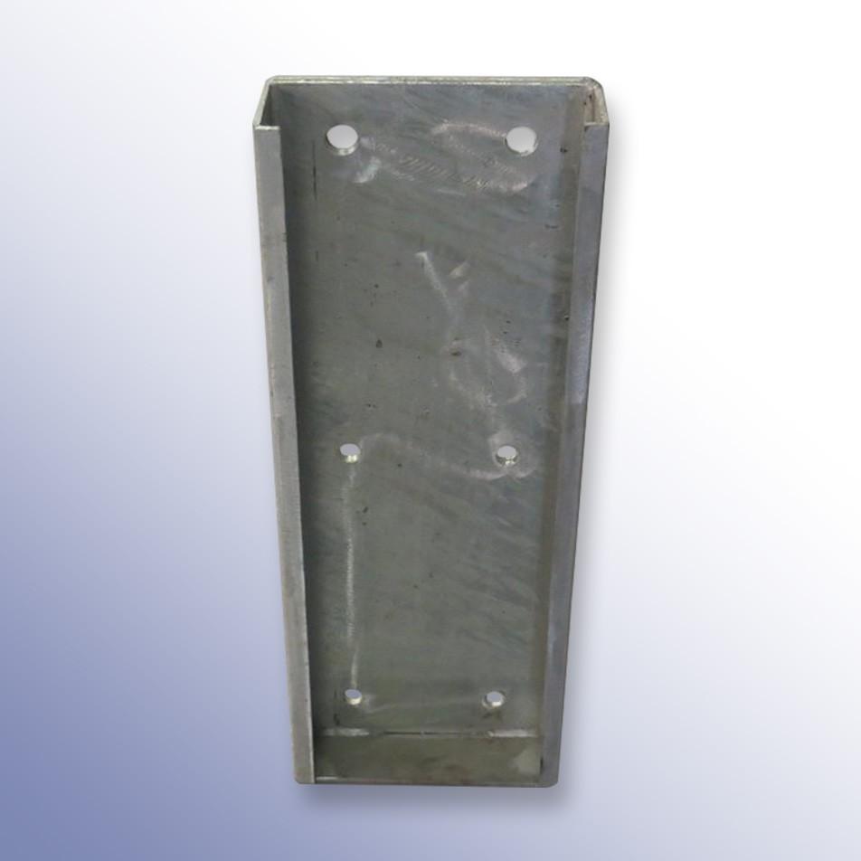 3 Part Dock Bumper Back Plate 770L x 270W x 80H