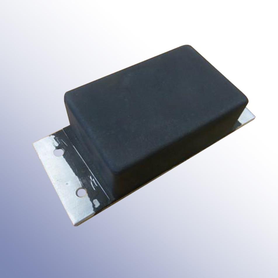 Aluminium Tipper Pad 180L x 75W x 45H
