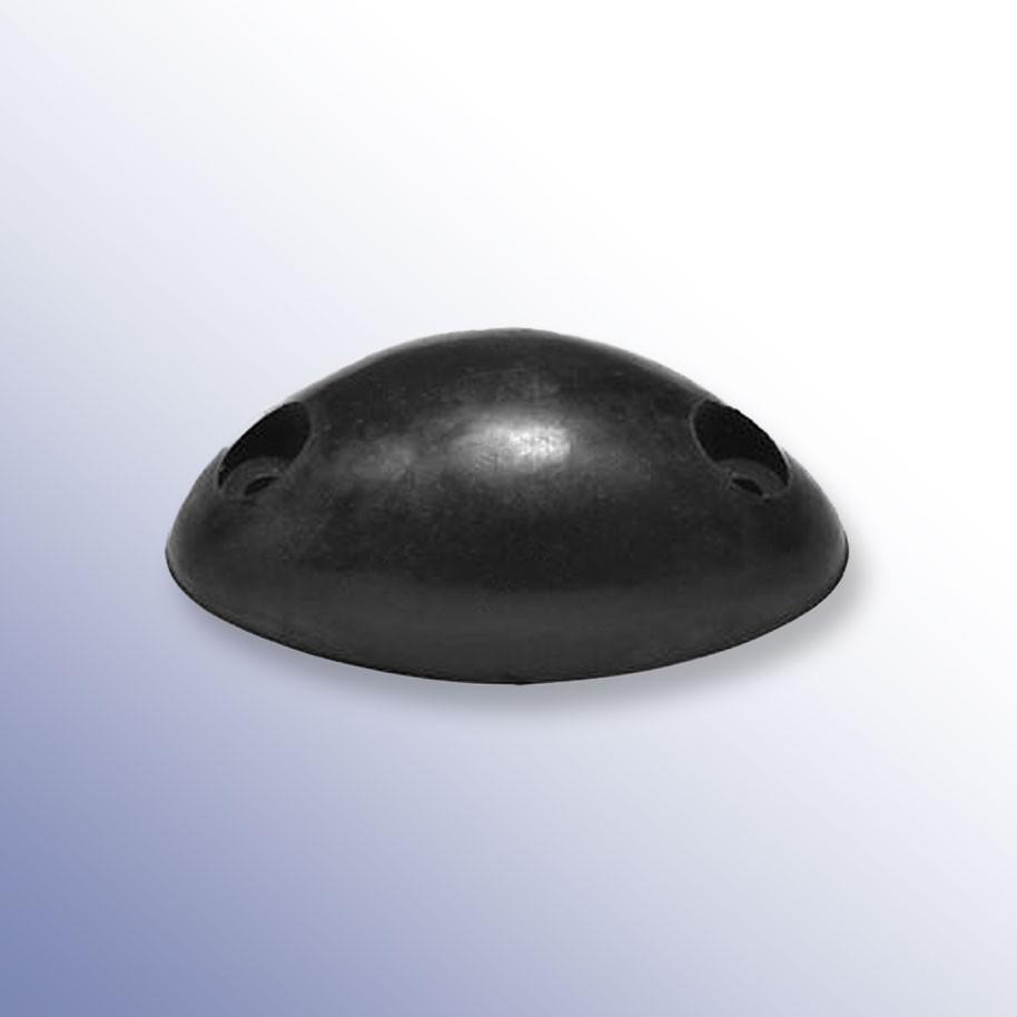 Oval Buffer Solid 65L x 33W x 22H