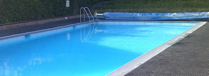 Pool changing