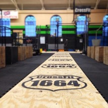 Gym and Leisure Rubber Matting