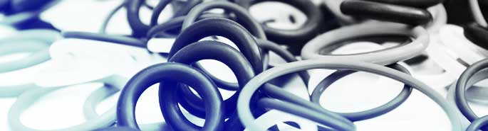 Ekraz Rubber O-rings